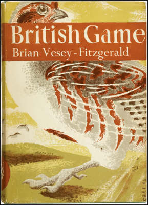British Game by Brian Seymour Vesey-Fitzgerald