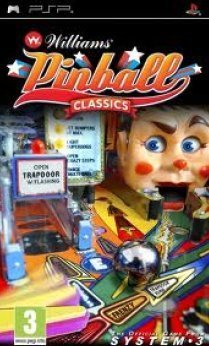 Williams Pinball Classics for PSP