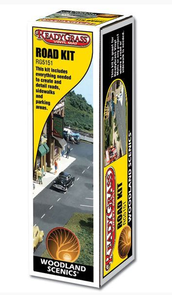 Woodland Scenics Road Kit