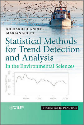 Statistical Methods for Trend Detection and Analysis in the Environmental Sciences by Richard Chandler image