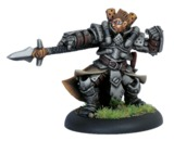 Iron Kingdoms: Magus Damien Sperling, Cygnaran Warcaster