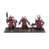 Kings of War Forces of the Abyss Molochs