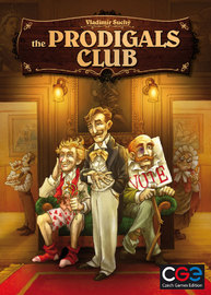 The Prodigals Club - Board Game
