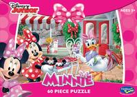Holdson: Minnie Mouse 60pc Boxed Puzzle - Tea Time Treats