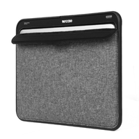 """Incase ICON Sleeve with TENSAERLITE for MacBook Air 13"""" Heather Gray"""