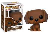 Pets - Dachshund (Brown) Pop! Vinyl Figure