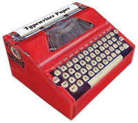 Typewriter Paper Notes by Chronicle Books