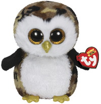 Ty Beanie Boo: Owliver Owl - Medium Plush