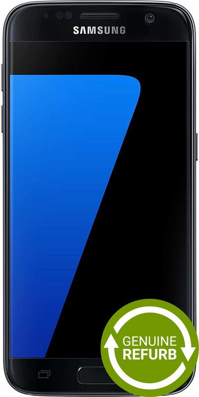 Samsung Galaxy S7 32GB Black [Refurbished]