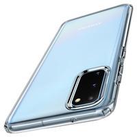 Spigen: Liquid Crystal Case for Samsung Galaxy S20 - Crystal Clear
