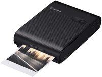 Canon Selphy Square QX10 Photo Printer - Black