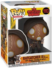The Suicide Squad (2021): Ratcatcher II (with Sebastian) - Pop! Vinyl Figure