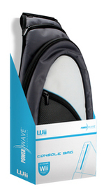Powerwave Console Bag - Back Pack for Wii