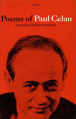 Poems of Paul Celan by Paul Celan image