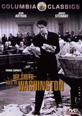 Mr Smith Goes To Washington on DVD