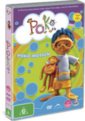Poko - Vol. 2: Poko-Motion on DVD
