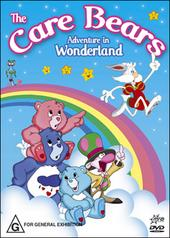 Care Bears, The: Adventure In Wonderland on DVD
