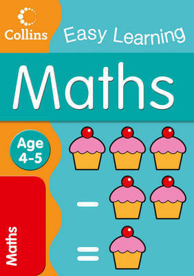 Maths by Collins Easy Learning