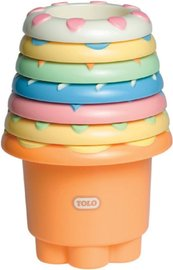 Tolo Rainbow Stacker Pastel