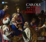 Christmas Carols from Kings by Various Artists