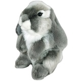 Nibbles Rabbit Grey - 24 cm