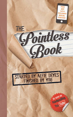 The Pointless Book by Alfie Deyes image