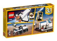 LEGO Creator - Space Shuttle Explorer (31066) image