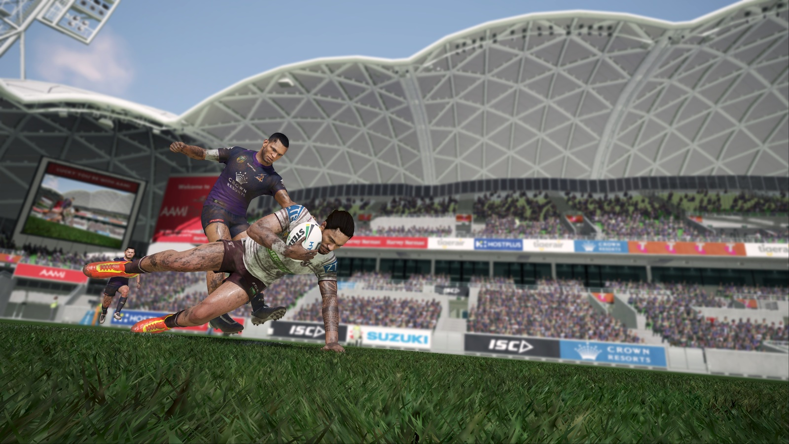 Rugby League Live 4 for Xbox One image