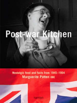 Post-War Kitchen by Marguerite Patten