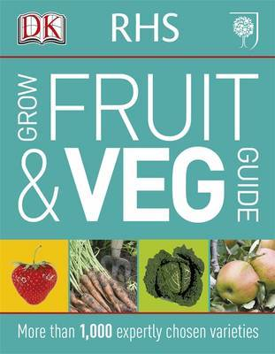 RHS Grow Fruit and Veg by DK image