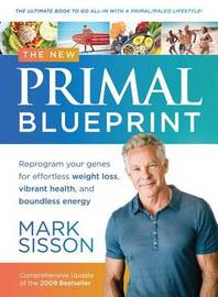 The New Primal Blueprint by Mark Sisson