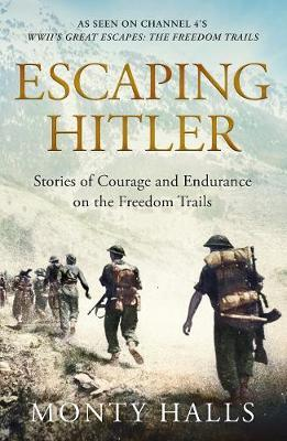 Escaping Hitler by Monty Halls image