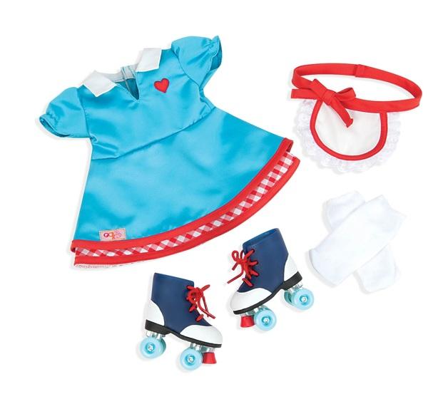 Our Generation: Regular Outfit - Roller Skater