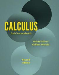 Calculus: Early Transcendentals by Michael Sullivan
