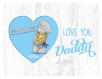 Me To You: Tiny Tatty Teddy Frame - Father's Day (I Love You Daddy)