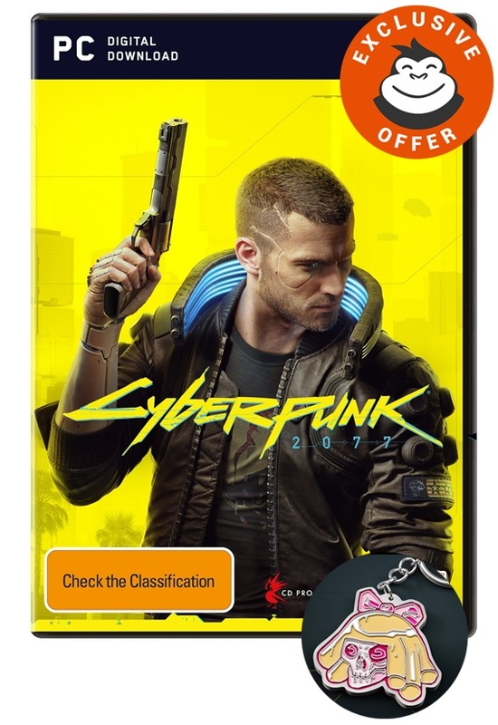 Cyberpunk 2077 Day One Edition for PC