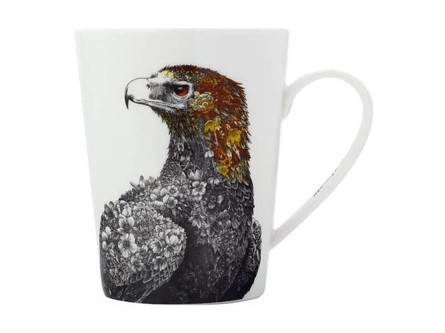 Maxwell & Williams: Marini Ferlazzo Birds Mug Tall Wedge-tailed Eagle