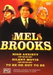 Mel Brooks Box Set (Silent Movie, To Be Or Not To Be, High Anxiety) on DVD
