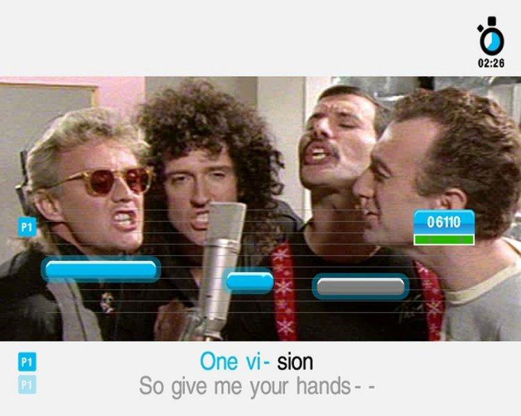SingStar Queen for PlayStation 2 image