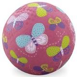 "Crocodile Creek 7"" Playground Ball - Pink Butterflies"
