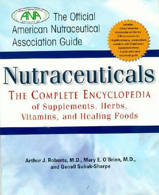 Nutraceuticals by Arthur J. Roberts image