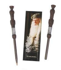 Harry Potter Pen & Bookmark Set - Dumbledore