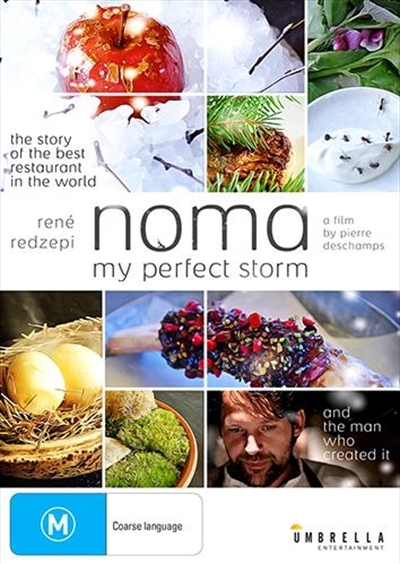 Noma: My Perfect Storm on DVD