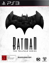 Batman: The Telltale Series for PS3