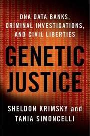 Genetic Justice by Sheldon Krimsky