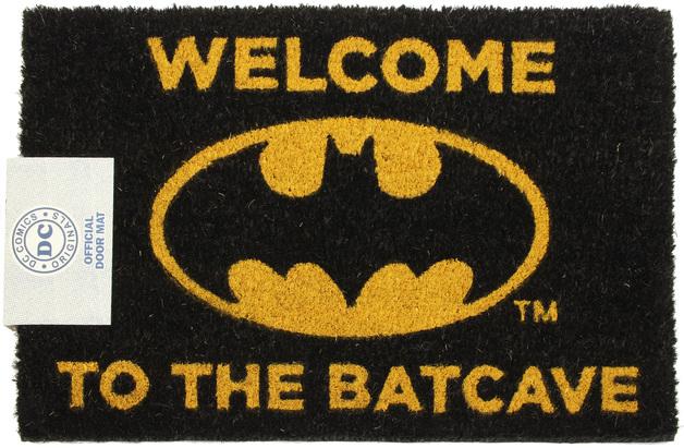 DC Comics Batman Doormat