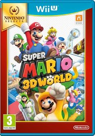 Super Mario 3D World (Selects) for Nintendo Wii U