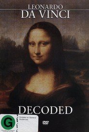 Leonardo da Vinci - Decoded on DVD image