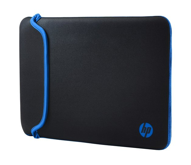 "HP 14"" - Neoprene Sleeve (Black/Blue)"