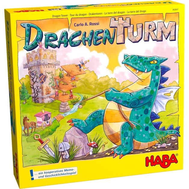 Dragon Tower - Children's Game
